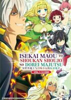 Isekai Maou How Not To Summon A Demon Lord Full Series (1-12) English Dub USA