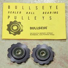 Bullseye Pulleys NOS *TITANIUM* For Vintage Campy Shimano Suntour & Others