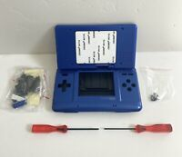 Replacement Housing for Original Nintendo DS Shell Screen Tools Blue Black
