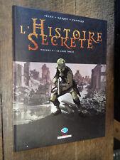 L'histoire secrète volume 9 + la loge Thulé par Pécau Kordey Chuckry