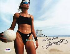 GABRIELLE REECE #2 REPRINT AUTOGRAPHED SIGNED PICTURE PHOTO 8X10 VOLLEYBALL RP