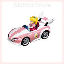 "Carrera GO Mario Kart Wii Wild Wing ""Peach"" Prinzessin 1:43 Slotcar Auto GO Plus"
