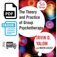 Theory and Practice of Group Psychotherapy 5th Edition (eB00k [P.D.F])