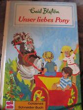 Unser liebes Pony Buch von Enid Blyton - Kinderbuch