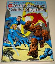 FANTASTIC FOUR : The WORLD'S GREATEST COMIC MAGAZINE Hardback GRAPHIC NOVEL