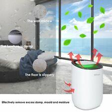 LED Luftentfeuchter Raumentfeuchter Schlafzimmer Entfeuchter Elektrisch 600ml DE