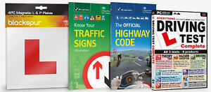 THE ULTIMATE DRIVING THEORY TEST GIFT PACKAGE BRAND NEW 2021