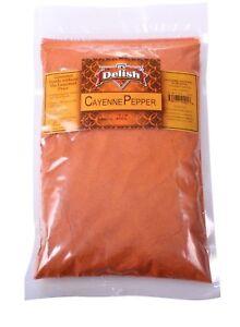 Cayenne Pepper Powder by Its Delish, 1 lb--16 ounces