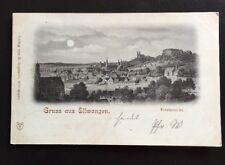 Postkarte Gruss aus Ellwangen 1898 !