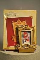 Hallmark - Every Kid's A Star! - Baseball Softball - Personalize -  Ornament