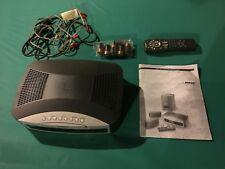 Bose Model AV3-2-1 GS Media Center Receiver + PS3-2-1 Powered Speaker System
