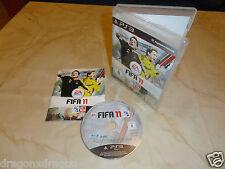 FIFA 11 (Sony ps3) con istruzioni, prima edizione