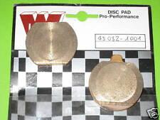 KAWASAKI Z 250 400 650 1000  pads plaquettes frein