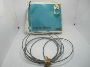 66-83 GM Intermediate Parking Brake Cable NOS 1235466