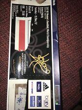 2 Tickets für die ersten Viertelfinales der Handball- WM der Frauen in Leipzig