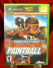 Xbox - Greg Hastings' Tournament Paintball (2004)
