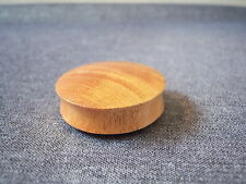 Hand Made 38mm Wooden Ear Plug