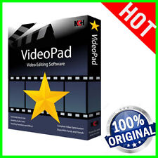 NCH VideoPad Video Editor Professional 8 Montage video Editing software