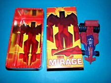 Transformers Cybertron TINY TINS MIRAGE mini con from Override 2 pack  #1