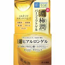 () Rohto Hadalabo Gokujyun Collagen & Hyaluronic Acid Perfect Gel 100g