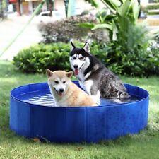 Pet Dog Swimming Pool Outdoor Bathtub Wassher Bathing Tub Portable Foldable