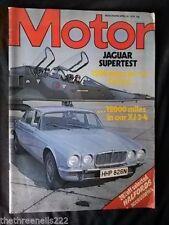 April Motor Cars, 1970s Transportation Magazines