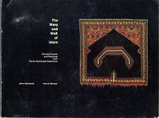 Islam Oriental Carpets Weavings - Making Types Techniques / Scarce Book