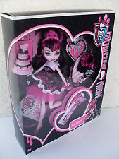 draculaura 1600 monster high daughter sweet birthday party 2011 mh W9189 W9188