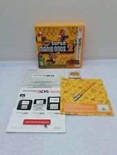 Super Mario Bros 2 / Nintendo 3DS / sehr guter Zustand / inkl. Spielanleitung