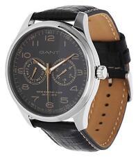 Gant Herren Armbanduhr Montauk Day-Date schwarz W71601