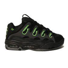 OSIRIS D3 2001 (Black/Green/Charcoal)