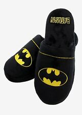 80bc60f22e70 Batman DC Comics Mule Mens Indoor Comfy Slippers Size 8-10 Anti Slip  Official