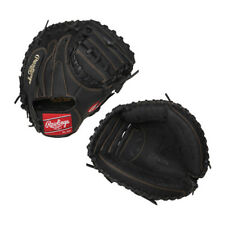 "Rawlings Renegade 32.5"" Youth Baseball Catcher's Mitt RCM325B"