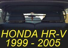 Divisorio Griglia Rete Divisoria auto HONDA HR-V 1999-2005, per cani e bagagli