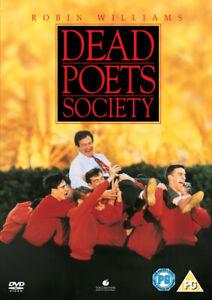 Dead Poets Society DVD (2002) Robin Williams, Weir (DIR) cert PG Amazing Value