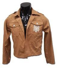 Attack On Titan 104th TRAINEE Jacket Cosplay LEGIT LICENSED AUTHENTIC Large NEW