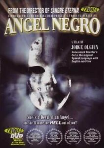 Angel Negro (DVD,2003) NEW&SEALED U.S IMPORT UNRATED CULT HORROR TROMA REG.0