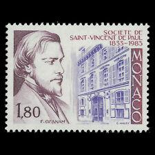 Monaco 1983 - Society of St. Vincent de Paul - Sc 1396 MNH