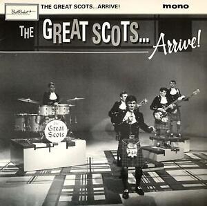 The Great Scots - Arrive! (LP) (180g Vinyl) (EX-/G-VG)