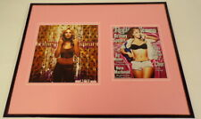 Britney Spears Framed 16x20 Rolling Stone Cover & Oops I Did it Again Display