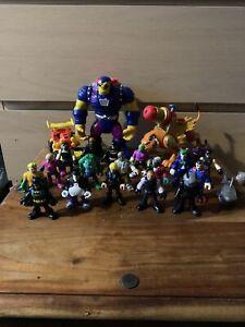 Imaginext batman figures bundle