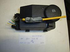 Mercedes-Benz W124 300E W201 190E W126 300SD central locking vacuum pump