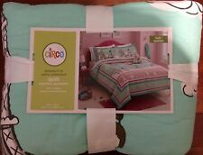 """Circo Passport To Paris Collection Full / Queen Quilt 86"""" X 90"""" New With Tags"""