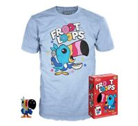 Fruit Loops Funko T-Shirt XL + Toucan Sam Pocket Pop Combo New in Box