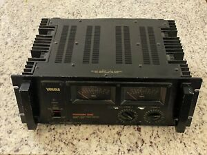YAMAHA P-2200 NATURAL SOUND STEREO POWER AMPLIFIER