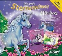 Hörbox Folge 01-03 von Sternenschweif | CD | Zustand gut