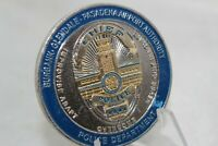 Burbank Glendale Pasadena Airport Authority Police Department Challenge Coin