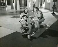 MARTIN LANDAU BARBARA BAIN BARRY MORSE SPACE: 1999 ORIGINAL 1975 TV PRESS PHOTO
