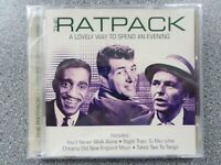 THE RATPACK - A LOVELY WAY TO SPEND AN EVENING - CD - ALBUM - (NEW SEALED)