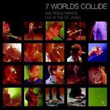 "NEIL FINN & Friends ""7WorldsCollide"" 2001 17trk Live CD *EddieVedder *JohnnyMarr"